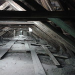 Dachstuhl der Stiftskirche Obernkirchen