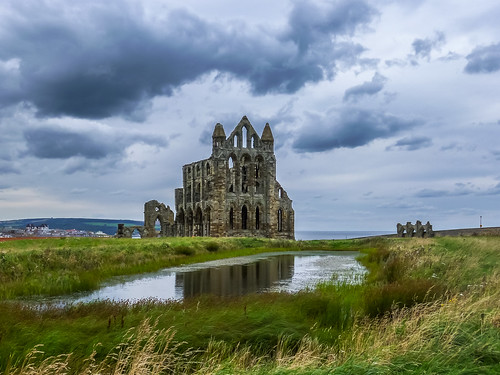 Whitby Abbey | by Matthew_Hartley
