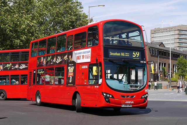Arriva London DW280 (LJ59LWG)
