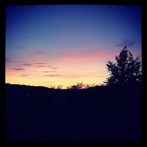 kilkenny ireland sunset shadow landscape twilight hill foreground cokilkenny graiguenamanagh graignamanagh davidkinsella dkins8 coupnagh