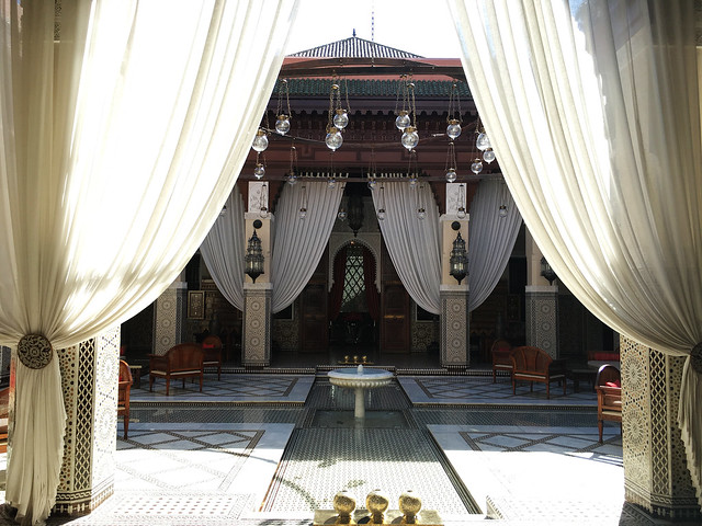 Royal Mansour Peaceful