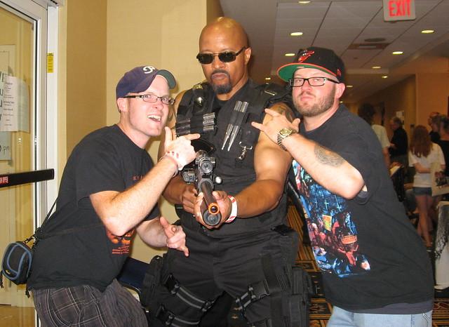2012 Horrorfind Blade Fans