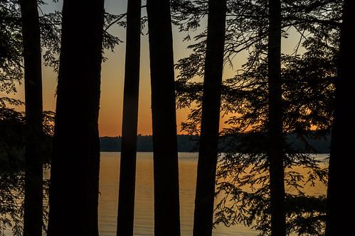 sunset ontario silverlake eastern lanarkcounty mississippivalley mvca
