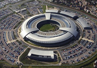 GCHQ Building at Cheltenham, Gloucestershire | by Defence Images