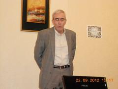 International CML Avareness day 22 Sept.2012. (Macedonia)