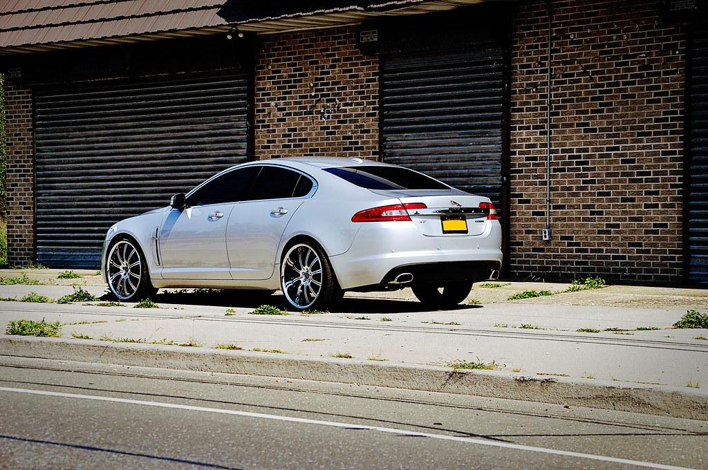 Jaguar Xf 10 Concept