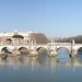 Castel and Ponte Sant'Angelo (panorama)