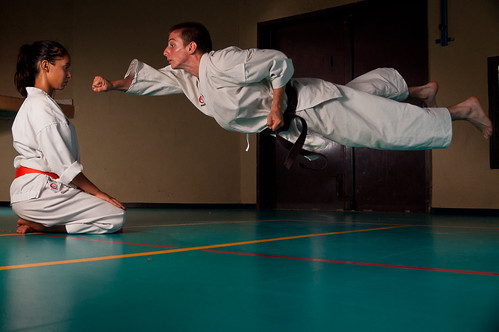 Karate Summer Camp 2012-030 | by Flavio~