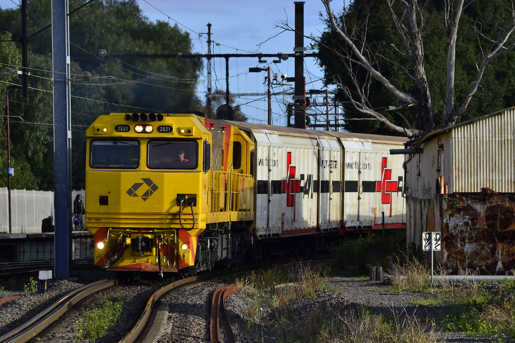 2821 on the SCT Shunt by Jarle D