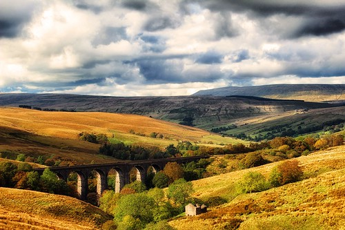 Ribblesdale Viaduct | by flintman45