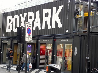 Boxpark Shoreditch (Hackney) | by JasonParis