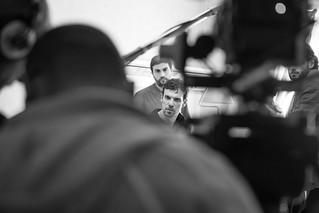 08 Le verità - Backstage - Clinica