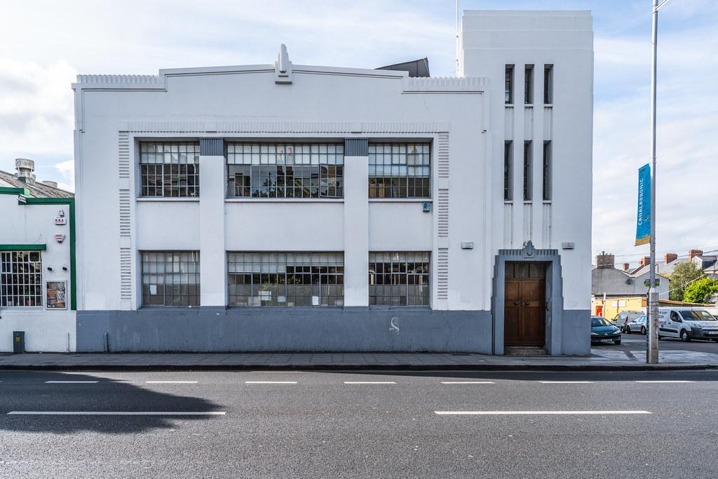 KODAK HOUSE RATHMINES DUBLIN - ART DECO BUILT 1930 001