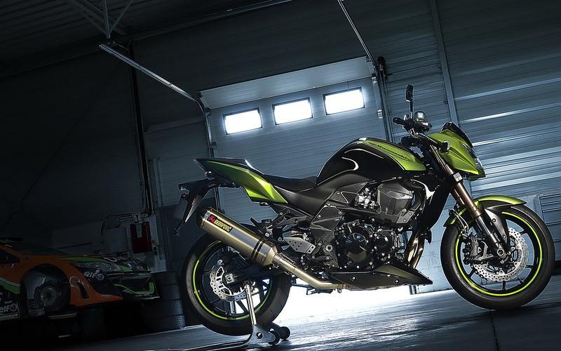 Kawasaki, Z750R