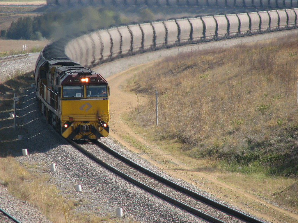 Oct.2012.-Me,Hunter Valley Trains.sheep,Pothana 027 by DAVE INNIS
