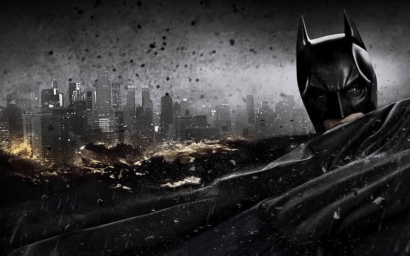 Бэтмен,Темный рыцарь