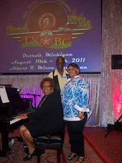 Diahann And Jackie TNBC Conference Detroit