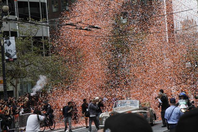 The City Celebrates !