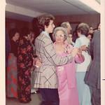 Dancing with Grandma Anna Serko at her 50th wedding anniversary