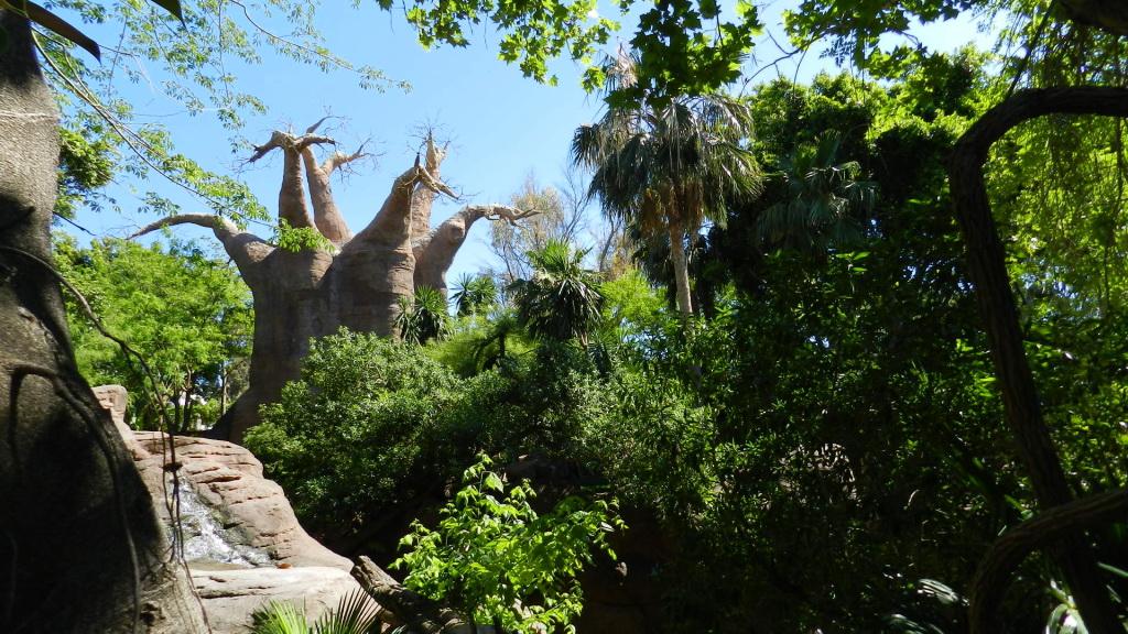 Isla de Madagascar Bioparc Fuengirola Malaga