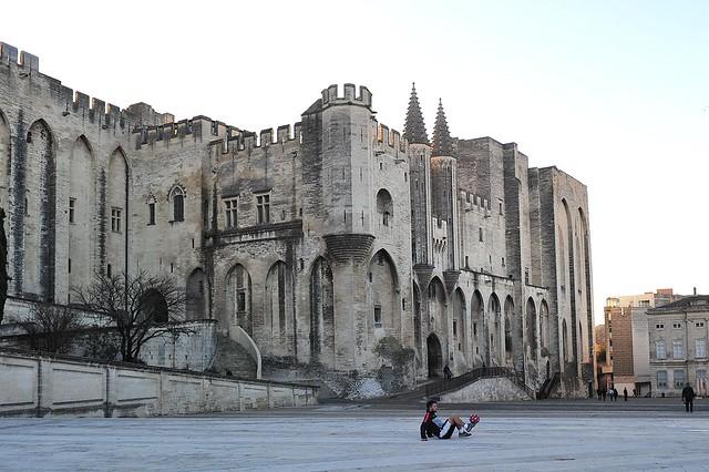559 Palais des Papes, Avignon, France