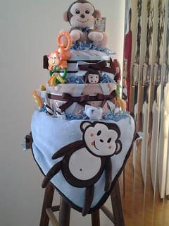 Chunky Monkey  3 Tier