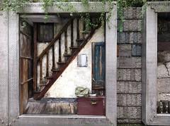 Nine Walls detail, Hangzhou