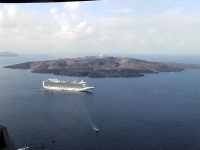 Greece - Santorini - Caldera