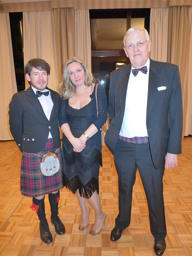 Burns Supper 2013