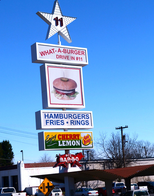 What A Burger, Mooresville NC, Iredell County