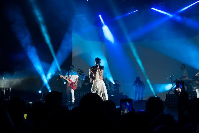 Miguel : Wildheart Tour - Olympia, Paris (2015)