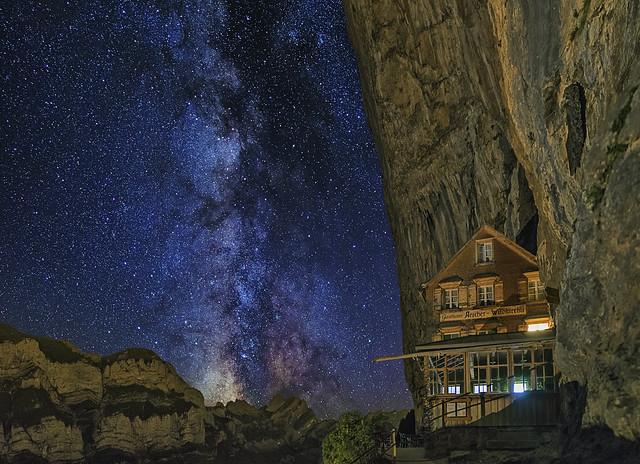 Aescher Milky Way