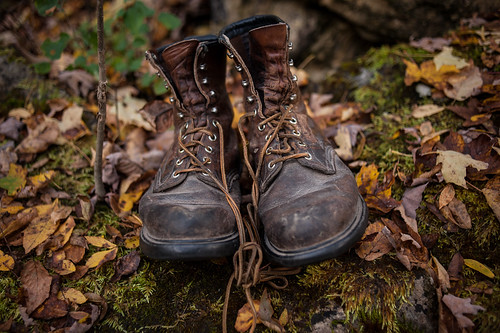 Grandpa's Boots | by goingslowly