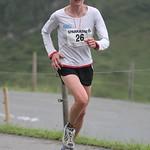 Iva letos doběhla druhá na Kitzbüheler Horn Berg-Strassenlauf a upevnila si tak vedení v rakouském seriálu Salomon Running Tour 2012., foto: Wilhelm Lilge