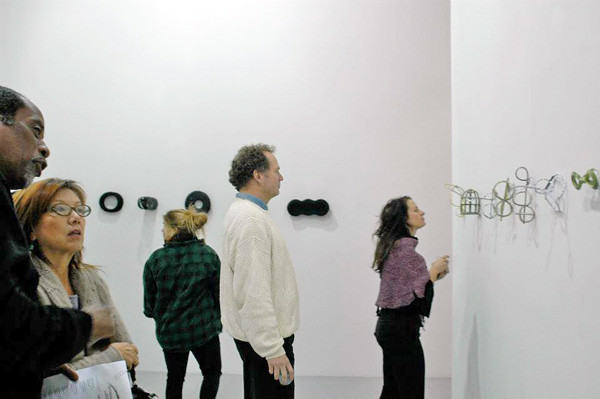 Tinker Toys Series at ADC gallery