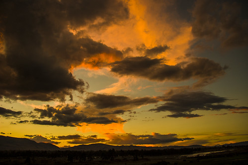 sunset sol yellow clouds landscape atardecer heaven paisaje cielo nubes huancayo