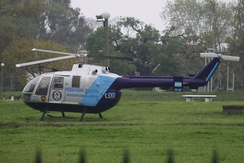 LQ-LAP MBB BO-105 Policia Federal Argentina | by aeroprints