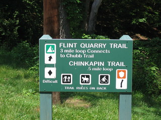 Flint Quarry Trailhead | by gateway_mtb