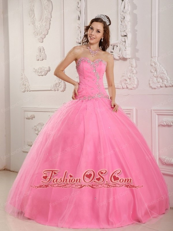 685103b2b377 ... Aliceinthemirror Lovely Rose Pink Quinceanera Dress Sweetheart  fashionos.com | by Aliceinthemirror