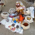 Spice and Soap Vendor
