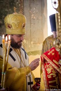 Литургия в Ильинском соборе 310
