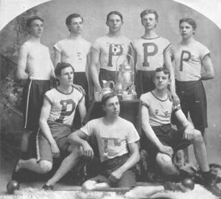 1897 Athletic Team