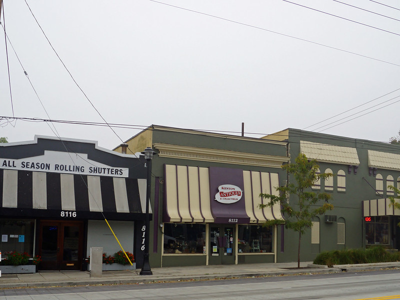 Kenton Antiques & Collectibles 8112 N Denver Ave Portland, OR 97217