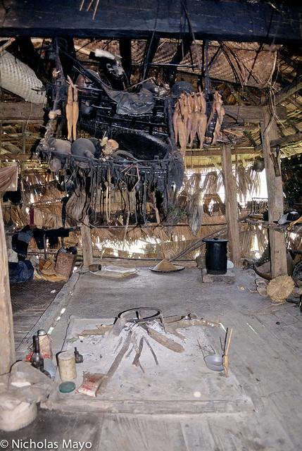 Inside The Akha House