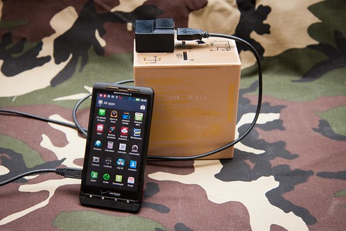 Army engineers develop chargers for phones, laptops in combat | by U.S. Army Combat Capabilities Development Command