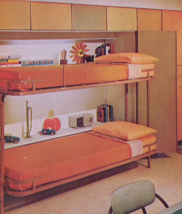 Orange Kids Room: Orange Kids Room 1974