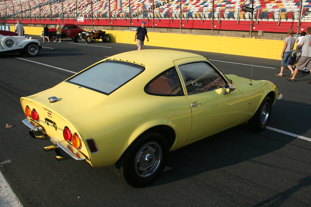 Classic Opel GT