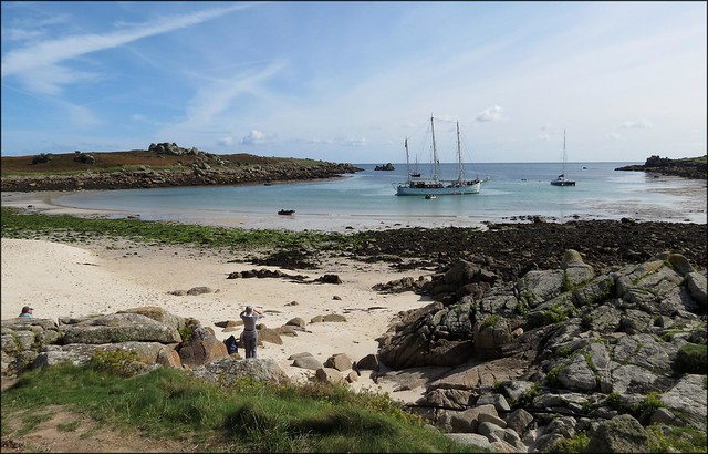 The Cove, Gugh, Isles of Scilly