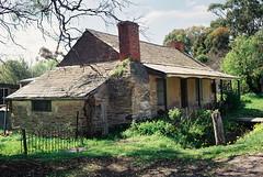 Spargo's Cottage, c. 1990.