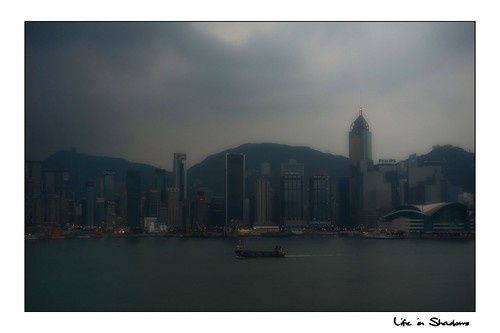 Hong Kong dawn and mist 3 | by yoyomaoz